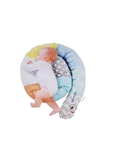 Baby Jem Tırtıl Yastık Renksiz